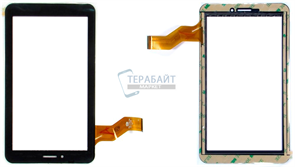 Тачскрин для планшета Mystery MID-743G