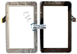 Тачскрин для планшета Prestigio MultiPad Pmp3970b