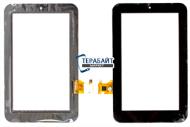 Тачскрин для планшета Ritmix RMD-757