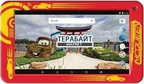 "ESTAR 7"" Themed Tablet Cars МАТРИЦА ДИСПЛЕЙ ЭКРАН"