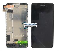 """Дисплей для """"Nokia"""" 630 (RM978 / RM976) / 635 (RM974 / RM975) Lumia в рамке + тачскрин"""