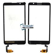 Сенсор (тачскрин) для телефона Sony Xperia E4 E2105 E2115 E4 Dual черный