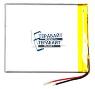 Аккумулятор 3.5x95x80мм 3.7V 5000mAh