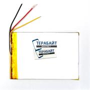Аккумулятор 3x120x82мм 3.7V 4000mAh 3 провода