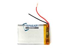 Аккумулятор акб 5x55x40мм 3.7V 1800mah