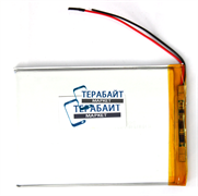 Аккумулятор 3x100x70мм 3.7V 3000mAh 3 провода