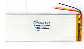 Аккумулятор 3x170x60мм 3.7V 6000mAh