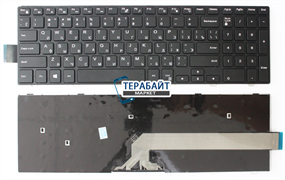 КЛАВИАТУРА ДЛЯ НОУТБУКА Dell Inspiron 5521