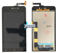 Дисплей для Asus Zenfone 4 (A450CG) 4,5'' + тачскрин