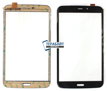 Тачскрин для планшета iRu Pad Master M803G черный