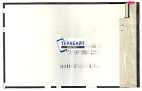 ASUS ZenPad 10 Z300C МАТРИЦА ДИСПЛЕЙ ЭКРАН