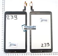 Тачскрин для планшета Alcatel One Touch pixi7 1216