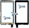 Тачскрин для планшета Prestigio MultiPad PMT3037 3G - фото 46075
