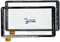 Тачскрин для планшета Explay Oxide - фото 46296