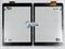 Ytg-g97026-f2 тачскрин сенсор стекло - фото 49001