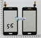 Samsung Galaxy Core2/G355 ТАЧСКРИН СЕНСОР СТЕКЛО - фото 49515