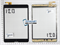 Тачскрин для планшета 3Q Q-pad MT7801C черный - фото 49547