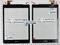 Тачскрин для планшета Oysters T84 3G черный - фото 49736