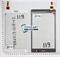 Тачскрин для планшета Bliss Pad M8040 - фото 49780