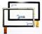 Тачскрин для планшета iRu Pad Master B710B - фото 50341