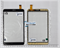 Тачскрин для планшета Oysters T84ERI 3G белый - фото 50400