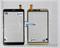 Тачскрин для планшета Oysters T84ERI 3G черный - фото 50401