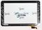 Тачскрин для планшета Ritmix RMD-1027 - фото 50900