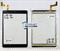 Тачскрин для планшета Oysters T82 3G RS-cq785d-v1.0 черный - фото 51258