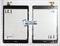 Тачскрин для планшета teXet TM-7855 3G черный - фото 51270