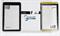 Тачскрин для планшета Digma iDJ7 3G с прямым шлейфом - фото 51463
