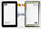 Тачскрин для планшета Oysters T72MD - фото 51572