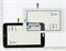 Тачскрин для планшета Samsung Galaxy Tab 3 7.0 Lite SM-T116 - фото 51767