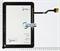 Тачскрин для планшета Samsung Galaxy Tab GT-P7300 P7310 P7320 черный - фото 51769