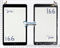 Тачскрин (стекло) для планшета Prestigio MultiPad PMT3009 - фото 51819