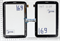 Тачскрин (сенсор) для планшета Prestigio MultiPad PMT3177 3G - фото 51824
