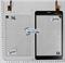 Тачскрин (сенсор) для планшета DEXP Ursus 8EV 3G - фото 51997