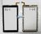 Тачскрин для планшета Digma Plane 7.4 4G черный - фото 54346