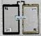 Тачскрин для планшета Digma Plane 7.4 4G черный - фото 54347