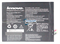 Аккумулятор для планшета Lenovo IdeaTab B6000-F - фото 59761