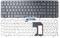 Клавиатура для ноутбука HP Pavilion G7-2300 - фото 60773