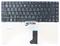 Клавиатура для ноутбука Asus N82JG черная без рамки - фото 61174