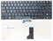 Клавиатура для ноутбука Asus N43 черная с рамкой - фото 61197