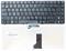 Клавиатура для ноутбука Asus X42 черная с рамкой - фото 61212