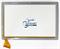 Тачскрин для планшета Archos 101b XS2 белый - фото 61338