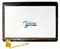Тачскрин для планшета Mystery MID-123G черный - фото 61460