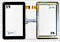 Тачскрин для планшета Cube U25GT - фото 68046