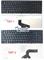 Клавиатура для ноутбука Asus K53by черная без рамки - фото 91799