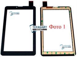 Тачскрин для планшета Supra M725G ФОТО 1