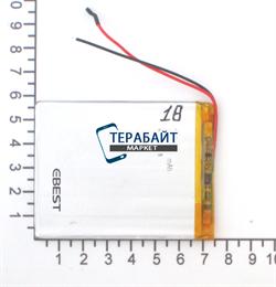 Аккумулятор (АКБ) для электронной книги Inch S6t