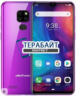Ulefone Note 7P ТАЧСКРИН + ДИСПЛЕЙ В СБОРЕ / МОДУЛЬ
